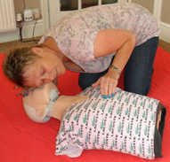 first aid training courses ashton