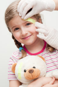 paediatric first aid for childminders May 2017
