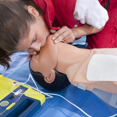emergency first aid at work stockport