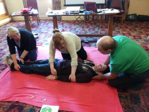 first aid at work training courses ashton stockport manchester